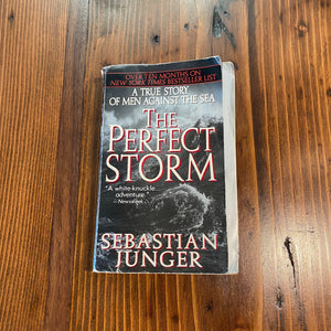 "Book: ""The Perfect Storm"""