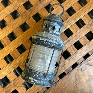 Salty Lantern, Fresnel Glass - Annapolis Maritime Antiques
