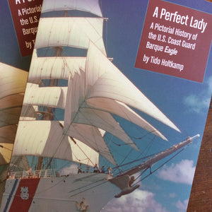 Book, A Perfect Lady by Tido Holtkamp - Annapolis Maritime Antiques
