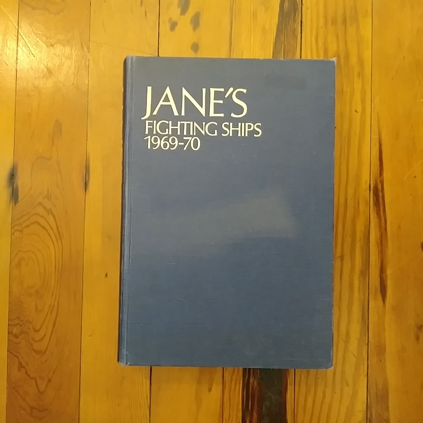 "Book ""Jane's Fighting Ships 1969-70"""