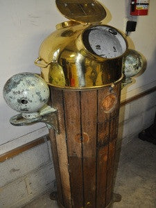 Binnacle, Japanese - Annapolis Maritime Antiques