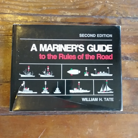 "Book ""A Mariner's Guide to the Rules of the Road"""