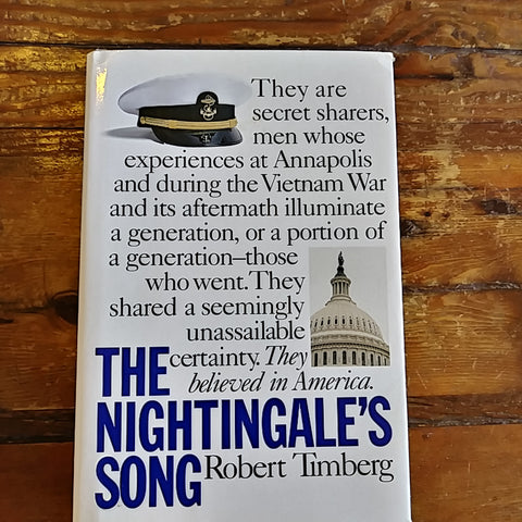 "Book ""The Nightingale's Song"""