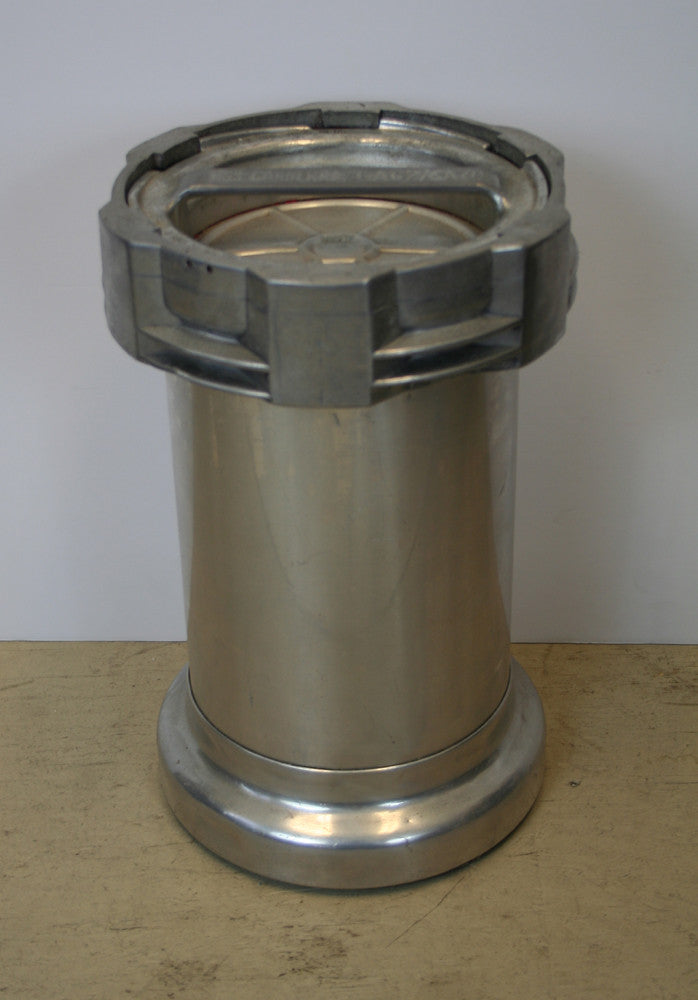 "Canister, Powder, 8"",  USS Canberra - Annapolis Maritime Antiques"