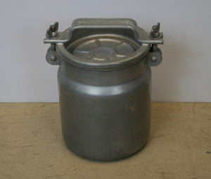 Powder Sample Tank