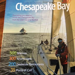 Book/Guide, Chesapeake Bay Guide To Cruising,  2018 - Annapolis Maritime Antiques