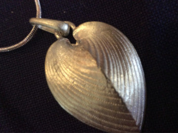 Pewter Cardioidea Necklace Jeff Mitchell