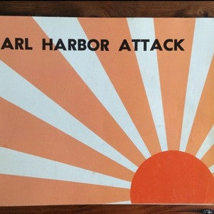 Booklet, Pearl Harbor Attack, Ship's Data Special Publication, Copyright 1974 (Book) - Annapolis Maritime Antiques