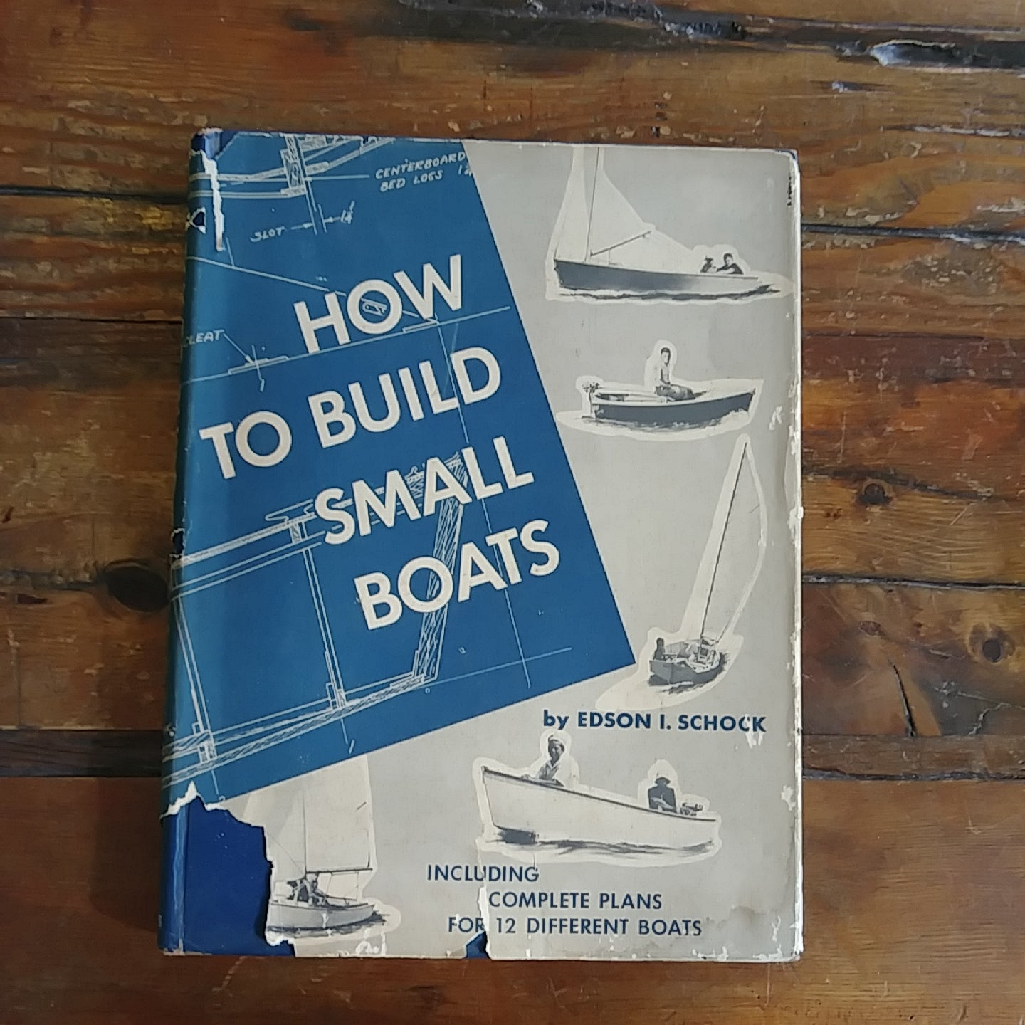 "Book ""How to Build Small Boats"""