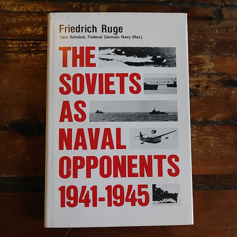 "Book ""The Soviets as Naval Opponents 1941-1945"""