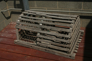 Lobster Trap, New England Authentic