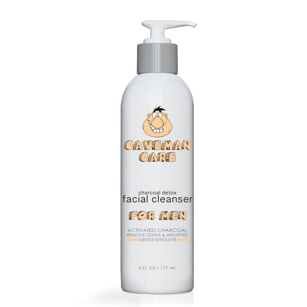 Caveman Care Facial Cleanser