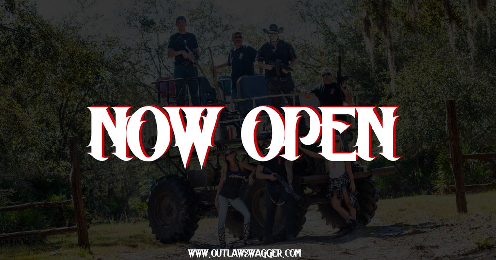 Outlaw Swagger's Online Store is Now Open for Business