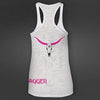 Deadwood Burnout Tank Top