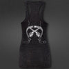 Black & White Swagger de'Gunslinger Burnout Tank Top