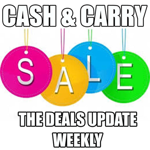 Cash and Carry Sale