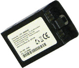 Replacement Battery for Polycom 8002 Charcoal