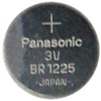 BATTERY 30180: Executone, Medley, BR1225, Lithuim Coin Style