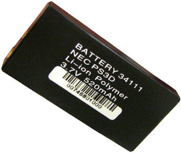 Replacement battery fro NEC Dterm PSiii