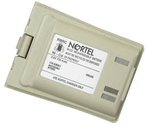 BATTERY 36150: Nortel, M7410, M2616CT, 700mAH, NiCad, Ash