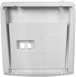 BOTTOM HOUSING 30510: Avaya, Euro 34D, White