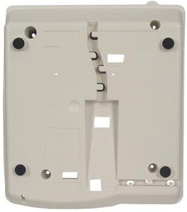 BOTTOM HOUSING 30750: Avaya, 6408+, 6408D+, White W/Mic. Holder, V2
