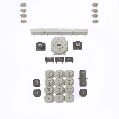 38 piece replacement button set for Avaya 9408 and 9508