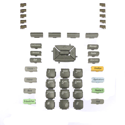 45 piece replacement button set kit for Nortel Avaya 1230