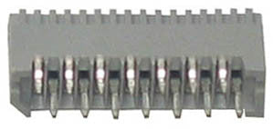 CONNECTOR 30050: Avaya, 8410, LCD, FFC 14 Pin, DIP