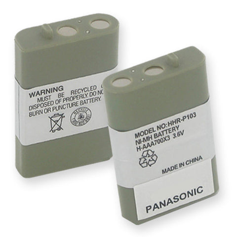 BATTERY 39768: Panasonic KXTD 7680, 7964, 7685, Battery Pack, 700mAH, HHR