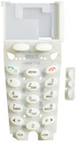 DIALPAD 26010: Inter-tel, 550.8668, White