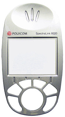 FACEPLATE 23020: Polycom, 8020, with Logo
