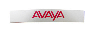 FILLER PLT 36454: Avaya, IP, 1140E, Fits on 1140E Faceplate, Silver