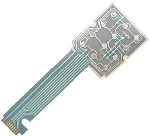 FLEX CIRCUIT 30220: Avaya, AT&T Merlin, 10 and 34 Button Replacement Dial Pad Flexible Circuit Board