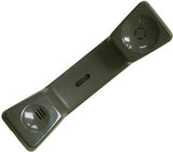 HANDSET 30210: Avaya, Euro, 64XX, 4606,4612, 4624, Amplified, Gray