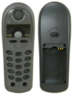 HOUSING 11300: Alcatel, Mobil IP Touch300, Dk. Gray, without  Lens