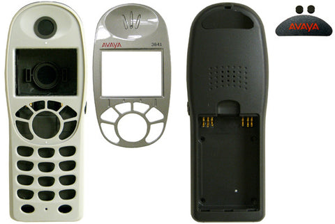 HOUSING 30341: Avaya, 3641, w/Faceplate, Logo Sticker