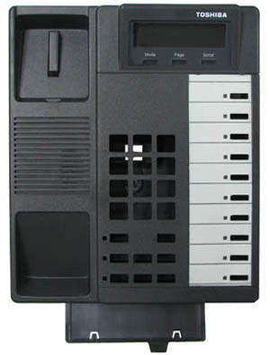 HOUSING 49000: Toshiba, DKT, 20XX-SD, (Display) Charcoal, Comp