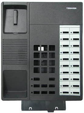 HOUSING 49012: Toshiba, DKT, 20XX, (NON Display), Charcoal, Com