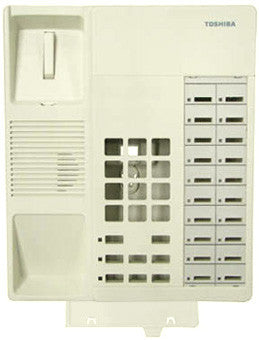 HOUSING 49018: Toshiba DKT 2010, DKT 2020, White, Top, Bottom, Desi Packs
