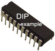 IC 36450: QMV123BP5, Nortel, 28Pin Dip