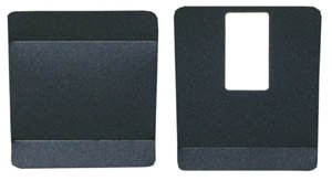 INSERT 26100: Inter-Tel, AXXESS, New Style, Handset Cradle Scratch Resistant Cover