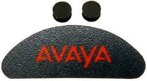 LABEL 30645: Avaya, 3641, 3645, 6120Avaya Logo, Dark Gray