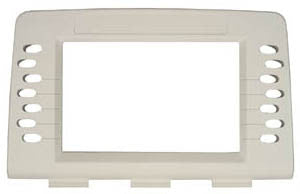 LCD CASE 30703: Avaya, Magix, 4424LD, White (Top ONLY)
