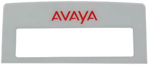 LCD LENS 30031: Avaya, Euro Series 2, 6 Button