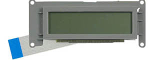 LCD MODULE 36000: Nortel, M7310, M7324, Vista 200, Version 2,3,4