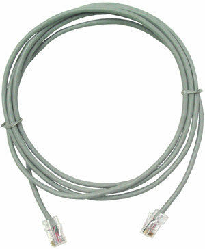 LINE CORD 11500: 7'  8 Conductor, Gray, Bagged