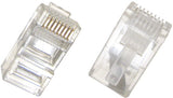 MODPLUG 8P8C: Modular Plug, RJ45, (Bag of 100)