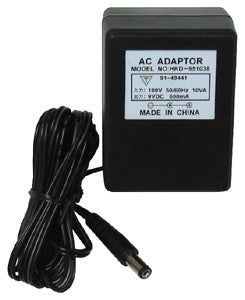 POWER SUPPLY 11000: AT&T, 9XX Series Phones, 9VDC, 600mA (NOT 972,954
