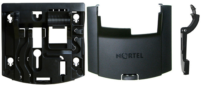 STAND 36900: Nortel, IP, 1120E, 1140E Complete, (Stand and Cord Cover), Charcoal